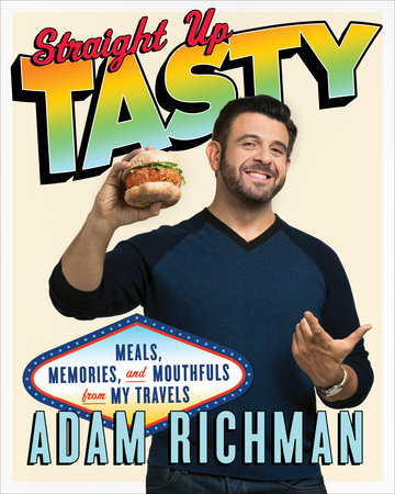 BEST recipes from ALL around the country from Adam Richman via GlamKaren.com