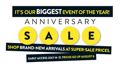 Nordstrom Anniversary Sale & GIVEAWAY!
