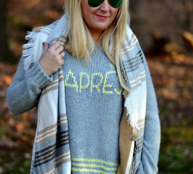 Unsure How to look Chic in Winter Sweaters? | GlamKaren.com