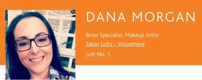Makeup by Dana Morgan | Salon Lofts