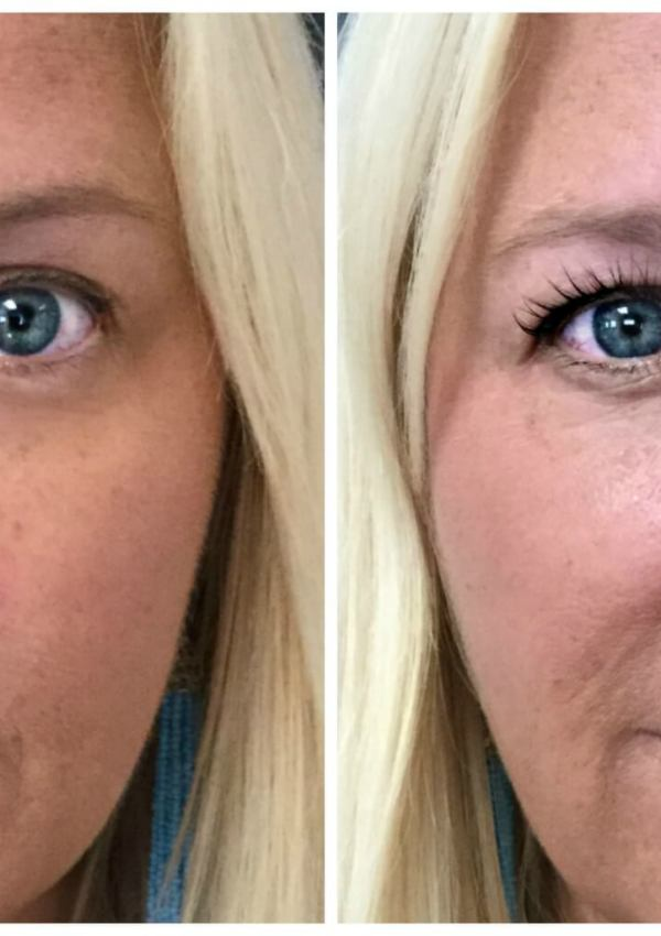 Why I Got a Lash Lift & How it Turned Out (Before/After photos)