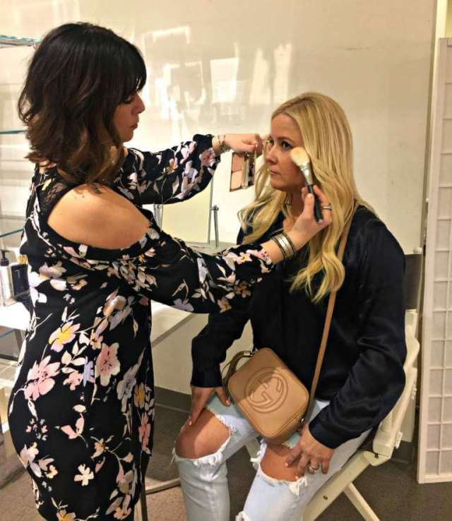 Nordstrom's Beauty Trend Week in Cleveland, Ohio