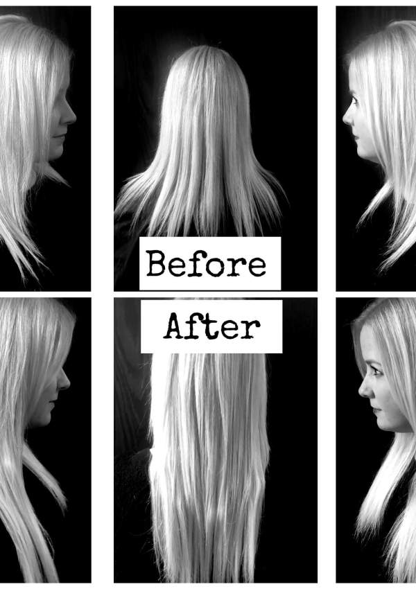 Easiest, Fastest & BEST Way to Get Longer, Thicker Hair