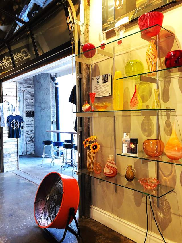 Upgrade your Artistic Skills: Glass Blowing 101