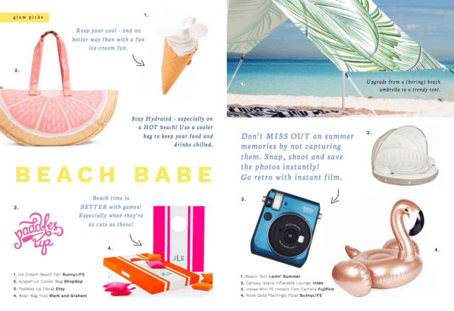The Most Sought After Summer Essentials