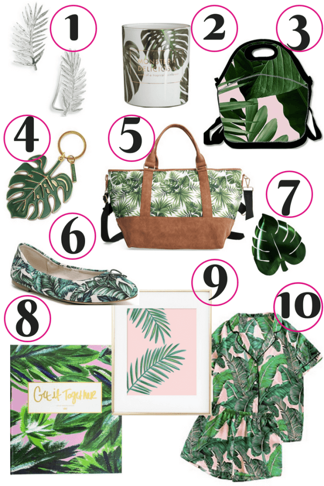 10 Trending Palm Prints to Obsess Over Now