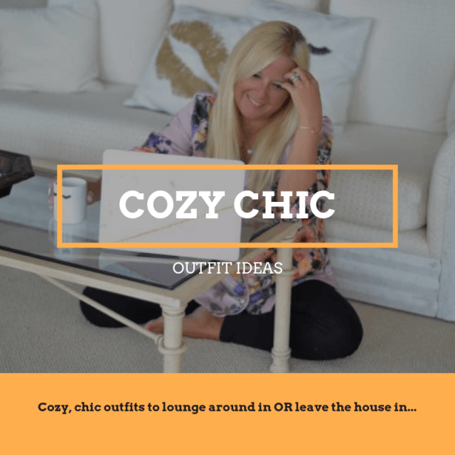 Cozy Outfit Ideas You Can Leave the House In