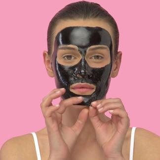 Skin Republic Charcoal Peel-Off Gesichtsmaske