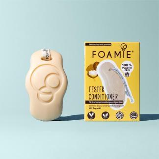 Foamie Fester Conditioner Arganöl für widerspenstiges Haar