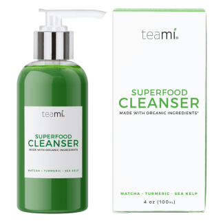 Teami Gentle Superfood Liquid Cleanser
