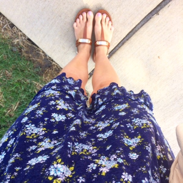 strapless dress, summer dress, sandals