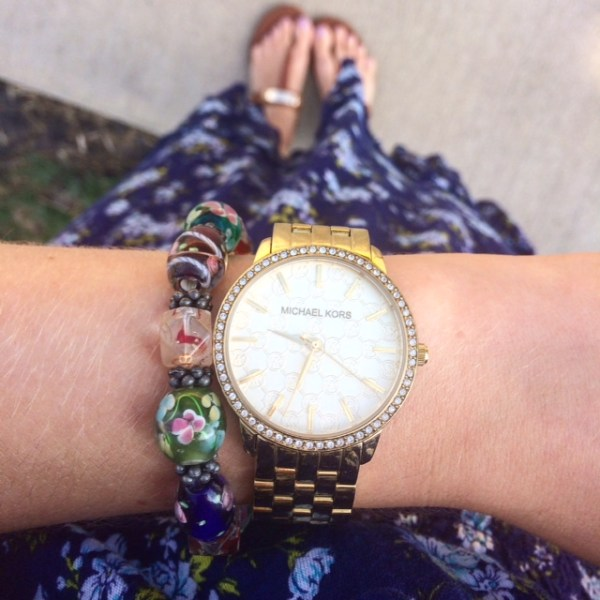 watch, bracelets