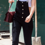 Taylor Swift Wearing Magnum Heeled Boots