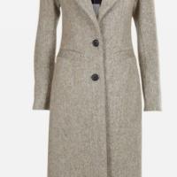 Karlie Kloss wearing Smythe Brando Coat