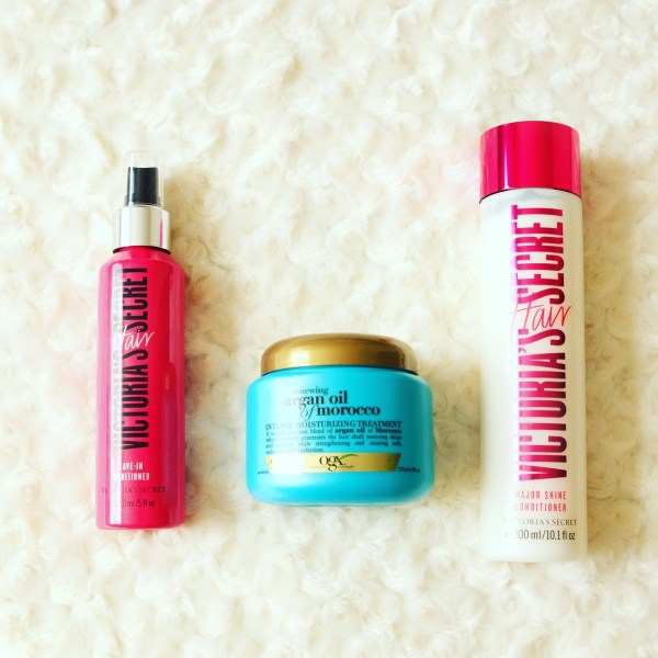 Victoria's Secret Hair Products