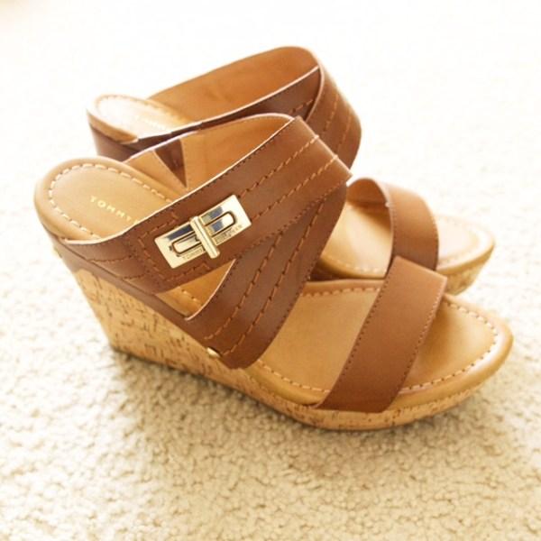 Tommy Hilfiger Mili2 Wedge Sandals