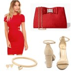 Valentine's Day Evening Outfit Ideas