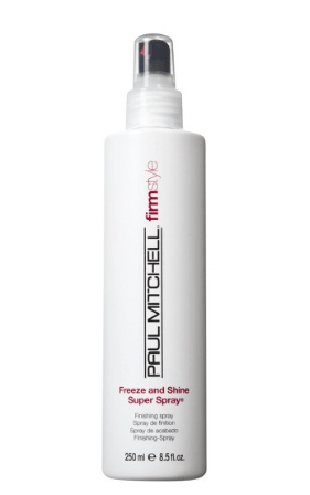 Paul Mitchell® Firm Style Freeze and Shine Super Spray® Finishing Spray - 8.5oz