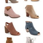 Transitional Booties Perfect for Spring