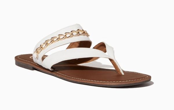 Thora Chain Sandals
