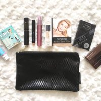 Makeup Samples + Makeup Bag Giveaway