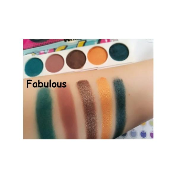 5 Points Eye Shadow Limited Edition 6