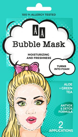 Tiny Bubbles so Divine - AA Bubble Masks 3
