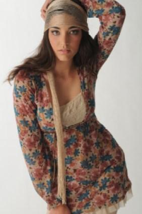 Letizia, modella curvy per Glamour Agency