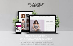 Digitalizzazione Glamour Agency
