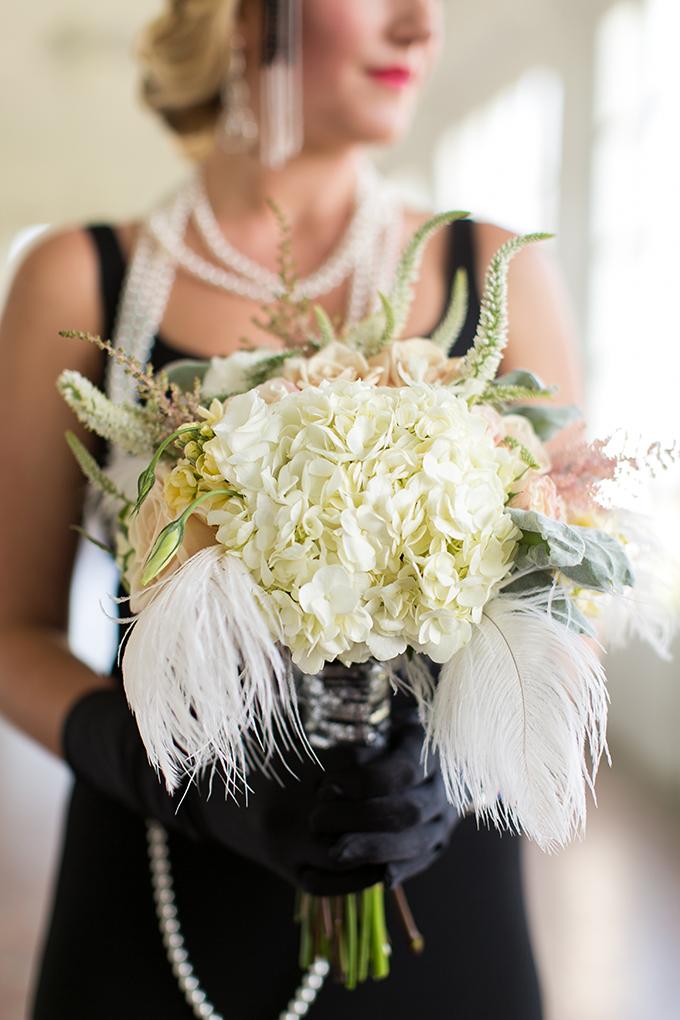 Art Deco Wedding Inspiration Glamour Amp Grace