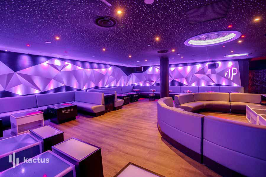 Salon VIP du Duplex discothèque