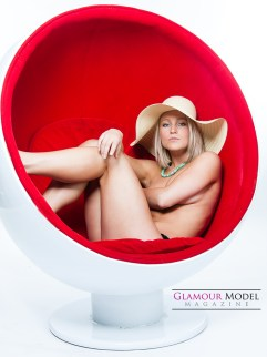 Glamour Model Magazine Paige ©2012 Jay Kilgore