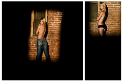Glamour Model Magazine Paige ©2009 Jay Kilgore