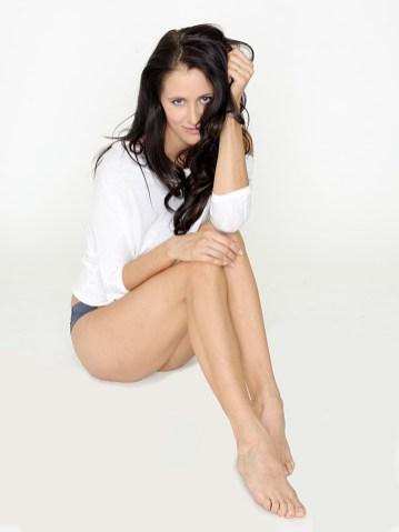 Carolin shot by Glamour Model Magazine Staff Photographer Roger Tally