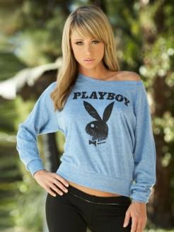 Playboy model Sara jean Underwood