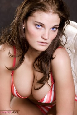 The most amazing blue eyes