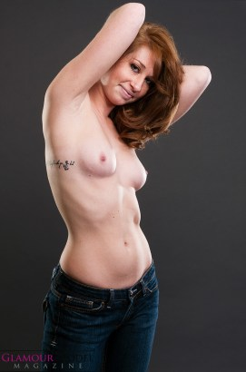 Alicia Marie topless