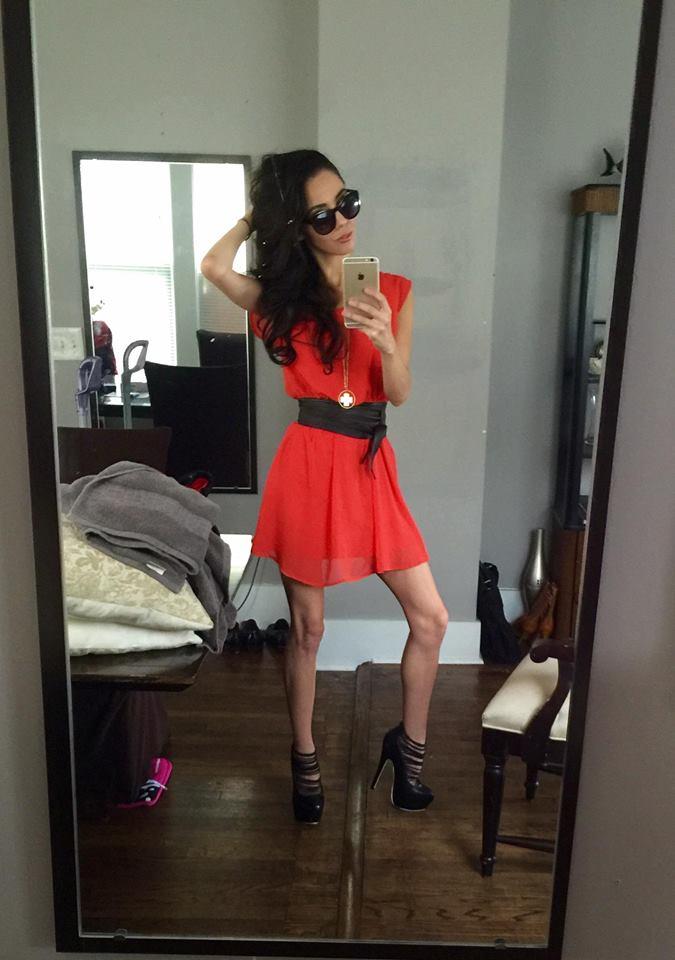 Super Sexy Nerd, Natalie Morris