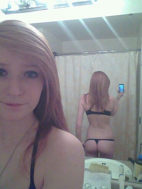 Darcy and her sexy selfie!