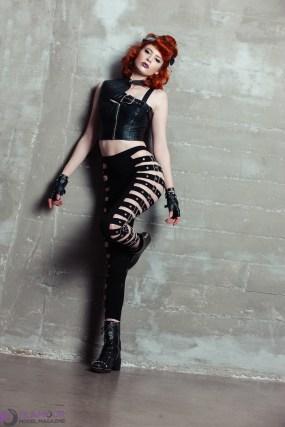 Punk Rocker Apolla Asteria