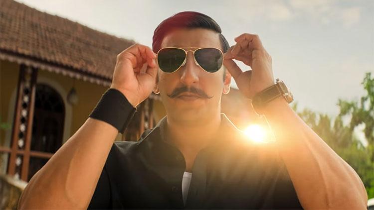 Ranveer Singh starrer 'Simmba' Trailer