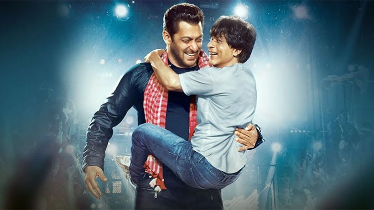 Zero Song Issaqbaazi:  Shah Rukh and Salman Dancing Together