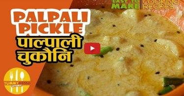 potato pickle in nepali taste palpali