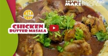 chicken butter masala in nepali style
