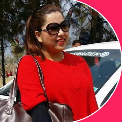 Santoshi Shrestha [Fashion Designer]