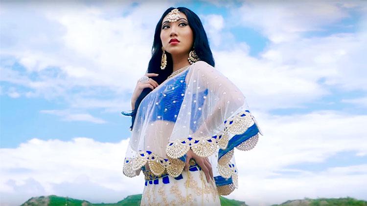 Model Actress Paramita RL Rana