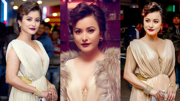 Bold & Beautiful Namrata Shrestha
