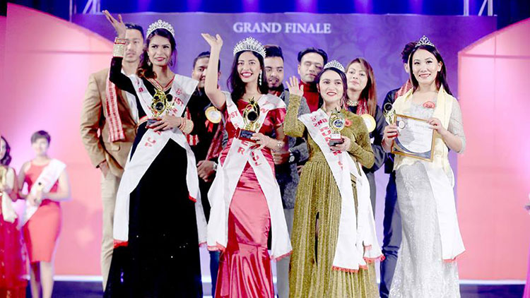 Garima victorious at The Diva National 2018