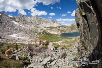 Medicine Bow Trail. Sugarloaf Rec. Area, WY.