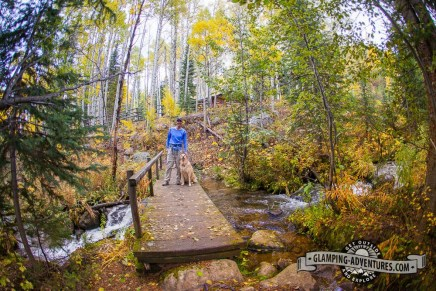 Goodness the trail was beautiful. Iron Edge Trail.